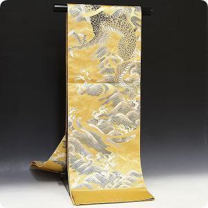 西陣織正絹袋帯 昇龍|kimonowashou