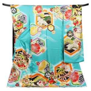 振袖 単品 お誂え付き BLOOM 新作振袖 C303-2020-01 kimonowashou