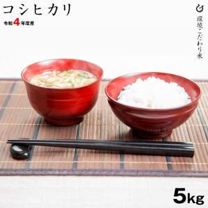 お米 コシヒカリ 白米 玄米 5kg 平成30年 滋賀県産 2018 kimsho