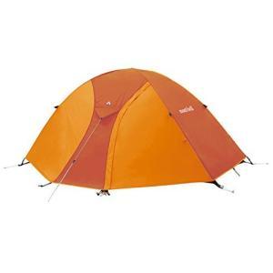 モンベル(mont-bell) テント クロノスドーム1型 [1〜2人用] ゴールデンオレンジ 11...