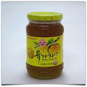 蜂蜜ゆず茶(瓶入)|kimuchishop