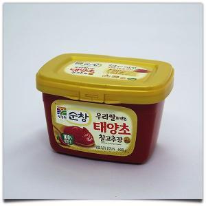 本場韓国、シェアNO。1スンチャンコチュウジャン|kimuchishop