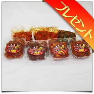 7種セット(白菜、ニンニク、さきイカ、イカ、タコ、きゅうり、大根キムチ) kimuchishop