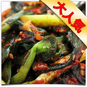 ネギニラキムチ 130g|kimuchishop