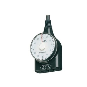 WH3211BP [Panasonic パナソニック] タイマー(3時間形) ブラック kimuraya-select