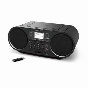 ☆「在庫有り翌営業日発送OK」ZS-RS81BT[SONY ソニー] Bluetooth・ワイドFM対応 CDラジオ ZSRS81BT|kimuraya-select