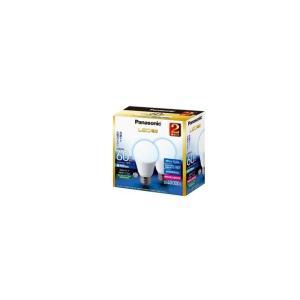 LDA7DGK60ESW2T  [Panasonic パナソニック] LED電球 7.3W 2個入(昼光色相当) LDA7DGK60ESW2T kimuraya-select