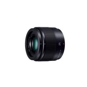 H-H025-K ブラック [Panasonic パナソニック] デジタル一眼カメラ用交換レンズ H...