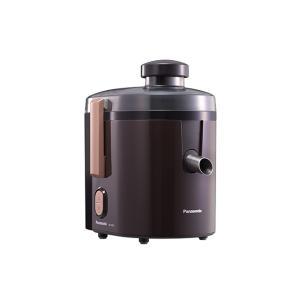「納期約2週間」MJ-H600-T [Panasonic パナソニック] 高速ジューサー MJH600T ブラウン|kimuraya-select