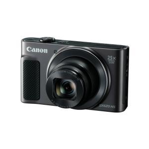 【納期約4週間】「お一人様1台限り」PowerShot SX620 HS(BK) 「送料無料」[CANON キヤノン] コンパクトデジタルカメラ ブラック|kimuraya-select