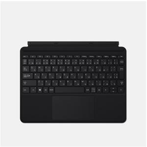 「納期約2週間」「お一人様1台限り」Microsoft マイクロソフト KCM-00043 Surface Go タイプ カバー ブラック ブラック KCM00043|キムラヤPayPayモール店