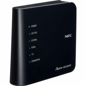 【納期約1〜2週間】【お一人様3点まで】NEC PA-WG1200CR 無線LANルータ Aterm...