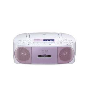 「納期約7〜10日」」TY-CDS7 P TOSHIBA 東芝 CDラジオカセットレコーダー CUTEBEAT TYCDS7 P ピンクの商品画像