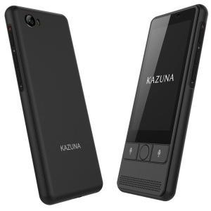 「納期約7〜10日」KAZUNA 翻訳機 KAZUNA eTalk5(ブラック)2年SIM同梱版 T...