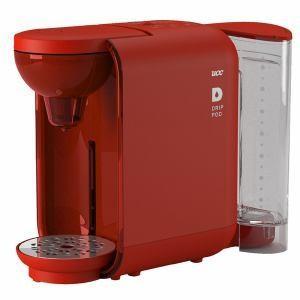 「納期約1〜2週間」UCC DP2R コーヒーメーカー 「ドリップポッド(DRIP POD)」 レッド DP2R|kimuraya-select