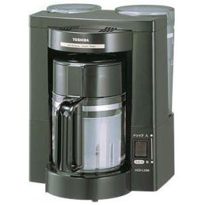 「納期約7〜10日」HCD-L50M(K)  [TOSHIBA 東芝] コーヒーメーカー「HCDL50M」|kimuraya-select