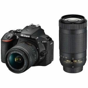 ◆【在庫あり翌営業日発送OK A-8】【お一人様1台限り】Nikon ニコン D5600-W7030...