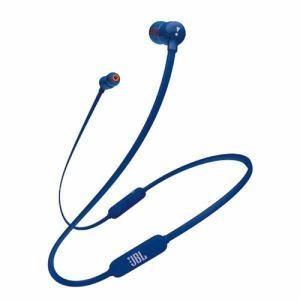 「納期約7〜10日」JBLT110BTBLUJN JBL Bluetoothワイヤレスカナルイヤホン ブルー|kimuraya-select