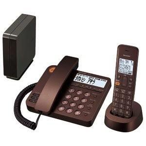 「納期約7〜10日」SHARP シャープ JD-XG1CL-T デジタルコードレス電話機(子機1台/ ブラウン系) JDXG1CLT|kimuraya-select