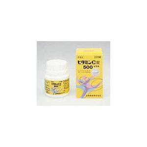 「第3類医薬品」イワキ ビタミンC錠500 220錠|kimuraya-select