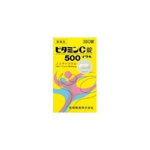 「第3類医薬品」イワキ ビタミンC錠500 380錠|kimuraya-select