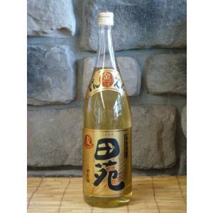【麦焼酎】 田苑 金ラベル 1800ml|kimuraya