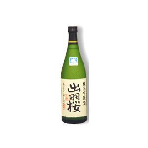 出羽桜 純米吟醸 出羽燦々誕生記念 720ml 日本酒 東北 山形県 地酒