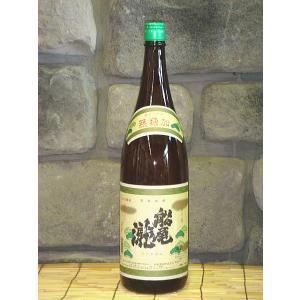 [関東・群馬の地酒] 船尾瀧 無糖加 1800ml|kimuraya