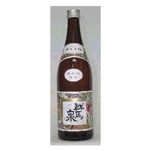 [関東・群馬の地酒] 群馬泉 超特選純米酒1800ml|kimuraya