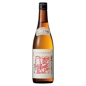 東北/信越・新潟の地酒 八海山 しぼりたて原酒 「越後で候」赤  1800ml|kimuraya