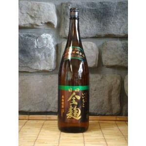 【麦焼酎】 いいちこ日田全麹 25度 1800ml|kimuraya