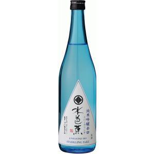 日本酒 水芭蕉 純米吟醸辛口スパークリング 720ml 群馬県 地酒 kimuraya