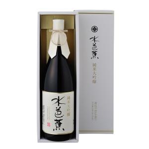 日本酒 水芭蕉 純米大吟醸 1800ml 群馬県 地酒 プレゼント kimuraya
