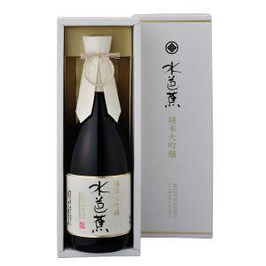 日本酒 水芭蕉 純米大吟醸 720ml 群馬県 地酒 プレゼント kimuraya
