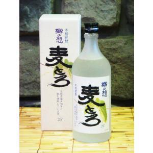 【大和芋焼酎】郷の想 麦とろ 720ml|kimuraya