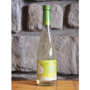 ポワール 洋ナなし 微発泡 500ml マンズ スパークリングワイン