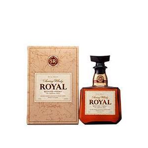 瓶型は漢字の酉(酒の器)、栓は鳥居をかたどったもの。1960年の登場以来、日本の高級ウイスキーの代名...