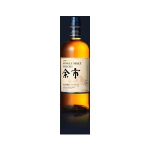 ウイスキー ニッカ シングルモルト余市 700ml (簡易カートン入り)|kimuraya