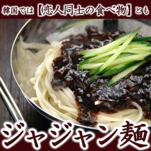 宋家のジャジャン麺1食セット(ジャージャー麺 チャジャン麺 チャジャンミョン) 常温便・クール冷蔵便可 kimuyase