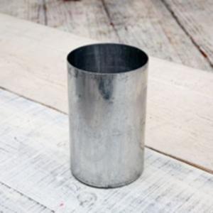 キャンドル制作用モールド 円筒形 16.5cm x 10cm kinaricandle