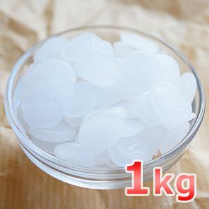 パラフィンワックス 135°F ペレット状 1kg 日本精鑞 キャンドル材料 N30 大粒|kinaricandle