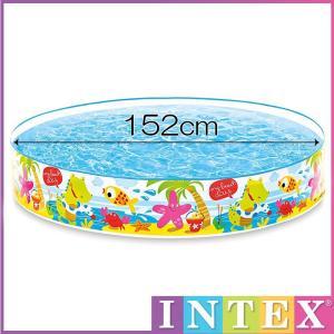 INTEX(インテックス) スナップセットプール 155cm×25cm|kinchan