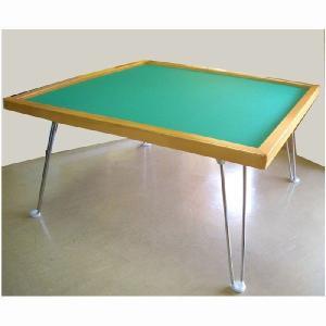 麻雀卓 麻雀テーブル 折りたたみ式 K-1 娯楽|kinchan