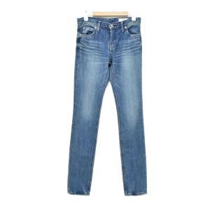【6月13日値下】HYKE デニムパンツ TIGHT SLIM インディゴ サイズ:26 (アメリカ村店)|kindal