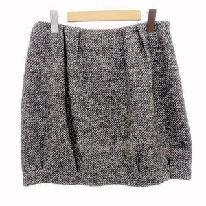 【SALE】 ADORE ヘリンボーンスカート サイズ:38...