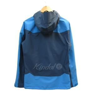 MAMMUT GORE-TEX Pro Meron Jacket マウンテンパーカー ブルー サイズ:M (三宮店) 190802|kindal|02