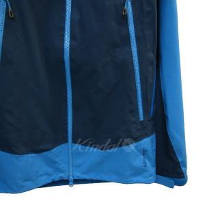 MAMMUT GORE-TEX Pro Meron Jacket マウンテンパーカー ブルー サイズ:M (三宮店) 190802|kindal|04