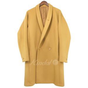 【10月19日値下】ETHOSENS ショールカラーコート キャメル サイズ:1 (吉祥寺店)