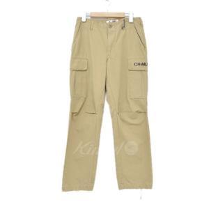 【SALE】 CHALLENGER 16SS カーゴパンツ 6PKT CARGO PANTS サイズ:S (アメリカ村店)|kindal