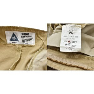 【SALE】 CHALLENGER 16SS カーゴパンツ 6PKT CARGO PANTS サイズ:S (アメリカ村店)|kindal|06